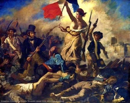 In Francia, i gilets jaunes hanno come ispirazione la rivoluzione francese